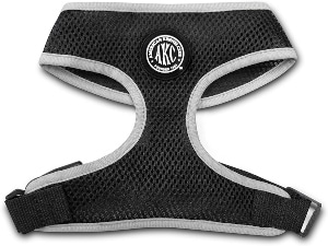 American Kennel Club Nylon Extra Comfort Mesh Harness For Dog