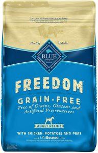 Blue Buffalo Freedom Dry Dog Food