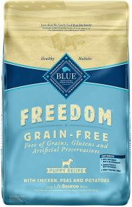 Blue Buffalo Freedom Natural Dry Puppy Food
