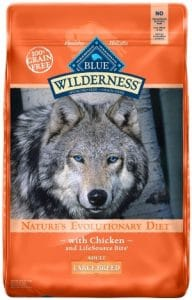 Blue Buffalo Wilderness High Protein Grain Free, Natural Adult