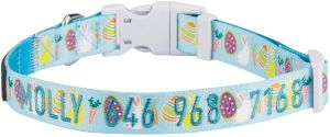 Blueberry Pet Essentials 10 Patterns Zoo Fun Dog Collars, Harnesses Or Leashes