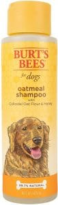Burt's Bees All Natural Oatmeal Shampoo & Conditioner For Dogs