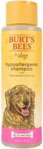 Burt's Bees For Dogs Natural Hypoallergenic Shampoo With Shea Butter And Honey