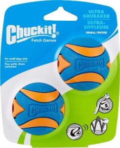 Chuckit! Ultra Squeaker Dog Ball