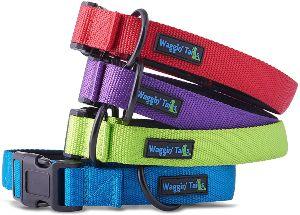 Classic Comfort Dog Collar Premium Nylon Neoprene Padded Dog Collar For Small, Medium, Large Or Xlar