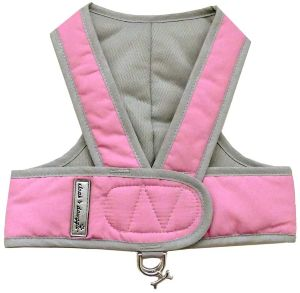 Cloak & Dawggie Nylon Step N Go Small Dog Harness Step In Teacup To 25 Lbs Vest Easy On Adjustable X