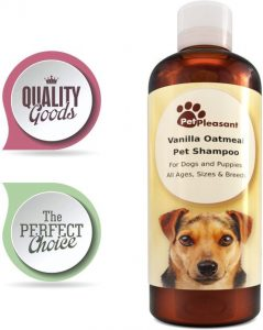 Colloidal Oatmeal Shampoo For Dogs With Sensitive Skin Natural Dog Shampoo For Itchy Skin Tear F