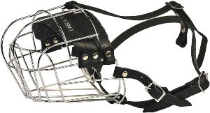 Dean And Tyler Wire Basket Muzzle, Size No. 11 Newfoundland