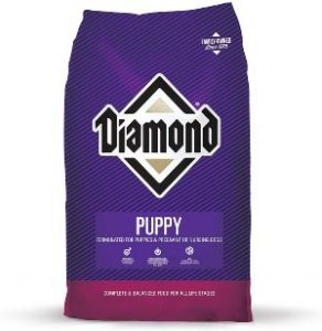 Diamond Premium Recipe Complete And Balanced Dry Dog Food For Growing Puppies