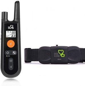 Dog Training Collar Rechargeable Dog Shock Collar W 3 Training Modes, Beep, Vibration And Shock