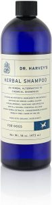 Dr. Harvey's Organic Shampoo With Real Essential Herbs, 16 Ounce Bottle