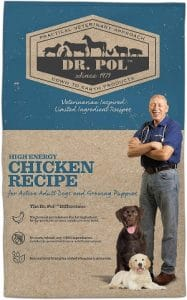Dr. Pol's – High Energy Active Dog And Growing Puppy Food
