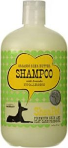 Earthbath 026501 Shea Butter And Avocado Shamp Sulfate Free Shampoo For Dogs, 18 Ounce (1)