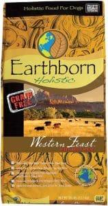 Earthborn Holistic Western Feast Grain Free Dry Dog Food