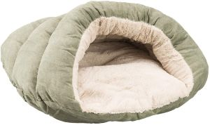 Ethical Pets Sleep Zone Cuddle Cave Pet Bed For Cats And Small Dogs Attractive, Durable, Comfort