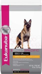 Eukanuba Breed Specific German Shepherd Dry Dog Food, 30 Lb