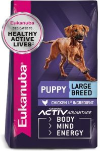 Eukanuba Puppy Dry Dog Food Chicken Large Breed