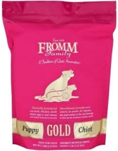 Fromm Puppy Gold Dry Dog Food, 5 Pound Bag