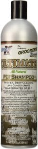 Groomer's Edge Ultimate Pet Shampoo, 16 Ounce