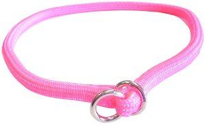 Hamilton Round Braided Choke Nylon Dog Collar