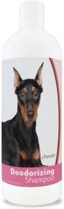 Healthy Breeds Dog Deodorizing Shampoo Sweet Pea & Vanilla Scent Hypoallergenic And Ph Balanced