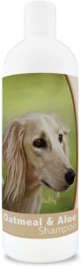 Healthy Breeds Oatmeal & Aloe Dog Shampoo Over 200 Breeds Mild & Gentle For Sensitive Skin Hyp
