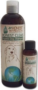 Honest Pet Products Organic Dog Shampoo Squeaky Clean With Relaxing Lavender Scent And Moisturizing