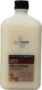 Isle Of Dogs Everyday Jasmine & Vanilla Silky Coating Shampoo For Dogs