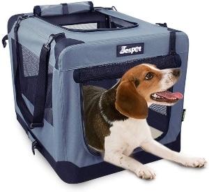 Jespet Soft Dog Crates Kennel For Pets