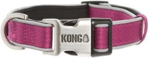 Kong Reflective Premium Neoprene Padded Dog Collar Offered By Barker Brands Inc