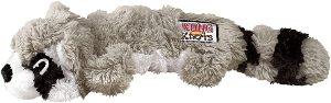 Kong Scrunch Knots Raccoon Dog Toy