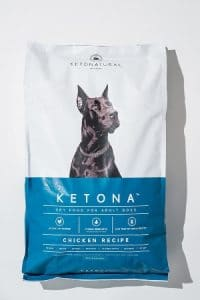 Ketona Chicken Recipe Dry Food For Adult Dogs Low Carb, High Protein, Grain Free Dog Food