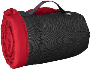 Kurgo Waterproof Dog Bed Outdoor Bed For Dogs Portable Bed Roll For Pets Travel Hiking Campi