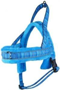 Mnc Pet S4 T Harness Fleece Padding, Blue