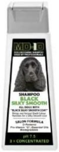 Md 10 Silky Smooth Shampoo For Black Coats 300ml
