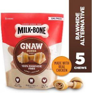 Milk Bone Gnawbones Dog Treats, Long Lasting (1)