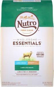 Nutro Wholesome Essentials Puppy Dry Dog Food, All (1)