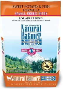 Natural Balance L.i.d. Limited Ingredient Diets Small Breed Bites Dry Dog Food (1)