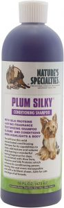 Nature's Specialties Plum Silky Pet Shampoo For Dogs And Cats