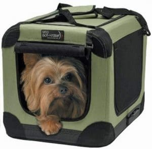 Noz2noz Soft Krater Indoor And Outdoor Crate For Pets