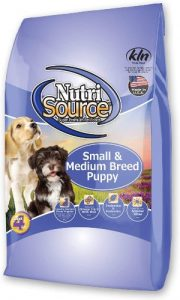 Nutrisource Sm Med Breed Dry Puppy Food 15 Lb