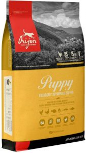 Orijen Puppy High Protein, Grain Free, Premium Quality Meat, Dry Dog Food