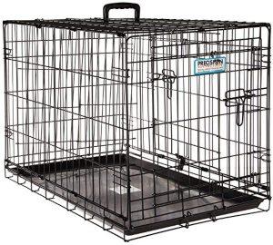 Petmate Provalu Double Door Wire Dog Crate