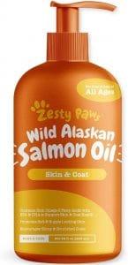 Pure Wild Alaskan Salmon Oil For Dogs & Cats