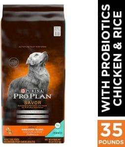 Purina Pro Plan Savor Shredded Blend With Probiotics Adult Dry Dog