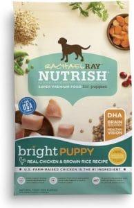 Rachael Ray Nutrish Bright Puppy Natural Premium Dry Dog Food