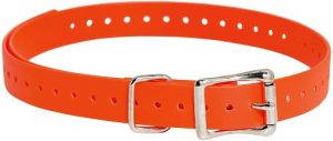 Sportdog Brand 3 4 Inch Collar Straps Waterproof And Rustproof Tighlty Spaced Holes For Proper