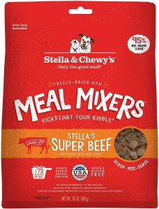 Stella & Chewy's Freeze Dried Raw Dog Food Topper