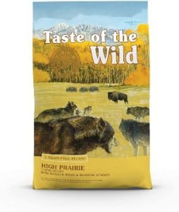 Taste Of The Wild High Protein Real Meat Recipe Premium Dry Dog Food With Roasted Bison
