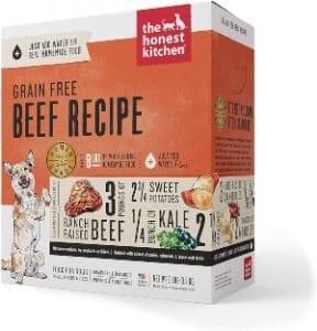 The Honest Kitchen Human Grade Dehydrated Grain Free Dog Food (1)